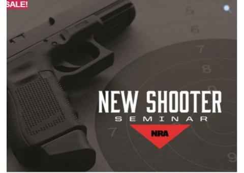NRA New Shooter Gun Safety Seminar